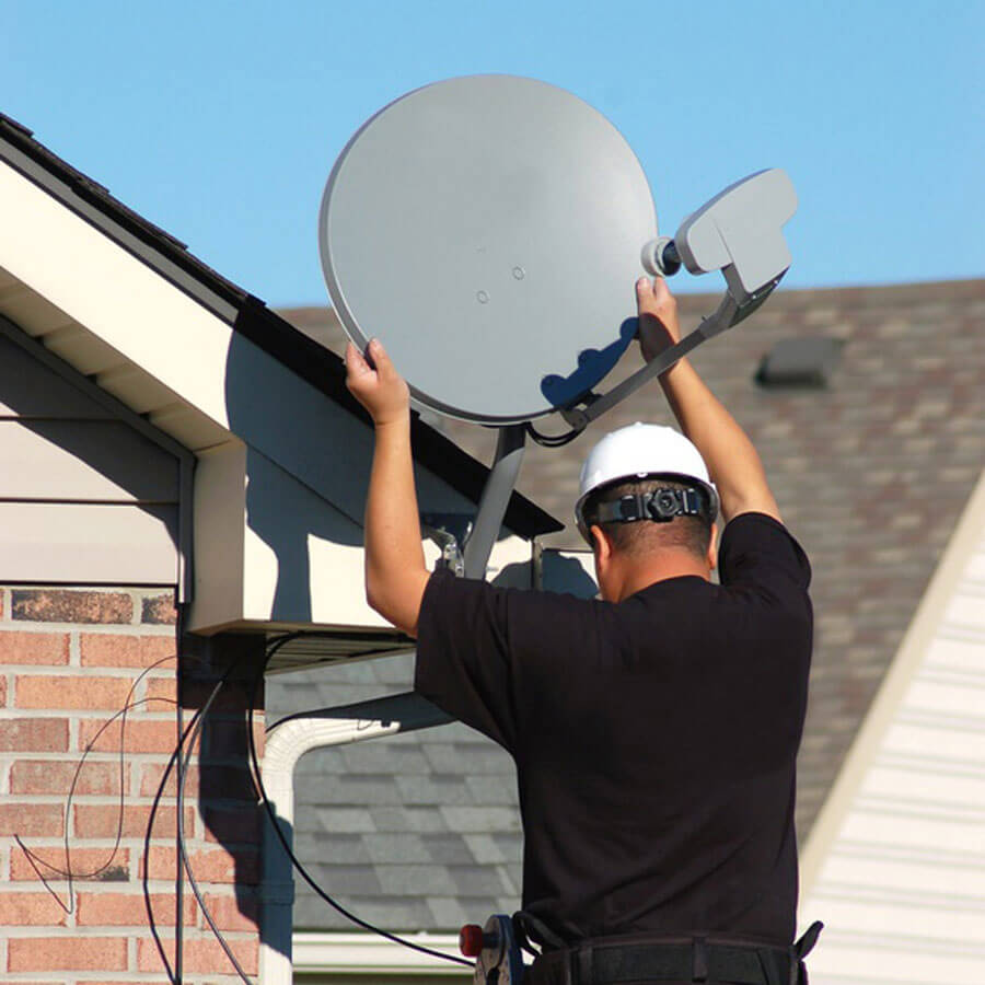 TV Satellite Installation